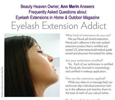 Beauty Heaven - NOVALASH Eyelash Extension Experts